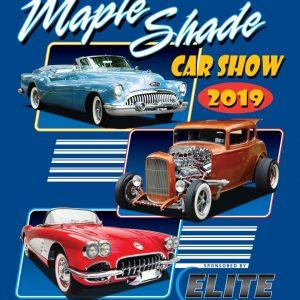 2019 Maple Shade Car Show Registration | Maple Shade