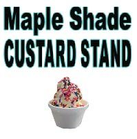 Maple Shade Custard Stand